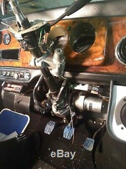 Classic mini mpi electric power steering column complete easysteer pas kit rack