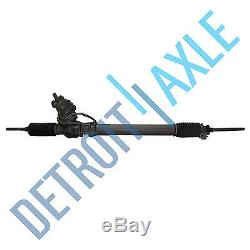 Complete Power Steering Rack And Pinion Assembly 1990-1992 Lexus LS400