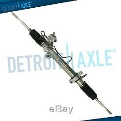 Complete Power Steering Rack And Pinion Assembly for 2003-2004 Nissan Murano AWD