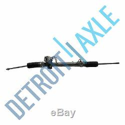 Complete Power Steering Rack & Pinion Assembly for 2000 2001 2006 Ford Focus