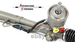 Complete Power Steering Rack & Pinion Chevrolet Corvette 1997-2004