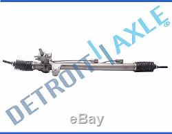 Complete Power Steering Rack and Pinion 2003 2007 HONDA ACCORD V6 only