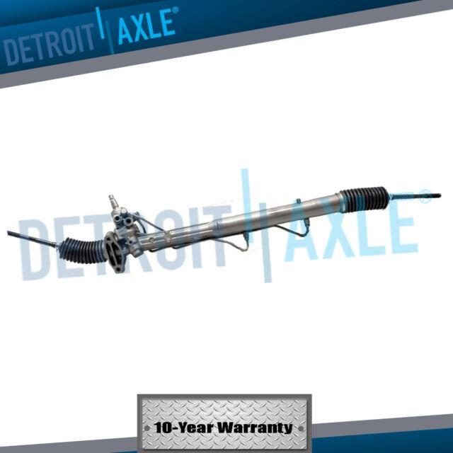 Complete Power Steering Rack And Pinion Assembly 08-09 Pontiac G8 Made In Usa
