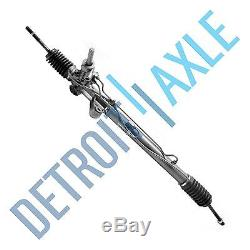 Complete Power Steering Rack and Pinion Assembly 1996-2000 Honda Civic