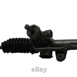 Complete Power Steering Rack and Pinion Assembly 2 Bolt 1 Strap Mount