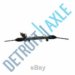 Complete Power Steering Rack and Pinion Assembly Chevy Malibu Pontiac Grand Am