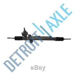 Complete Power Steering Rack and Pinion Assembly Fits 2003 2008 Honda Pilot