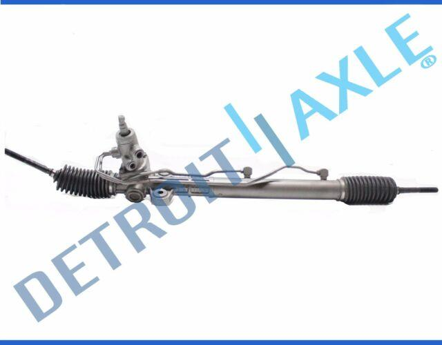 Complete Power Steering Rack And Pinion Assembly Fits 2006 2011 Hyundai Accent