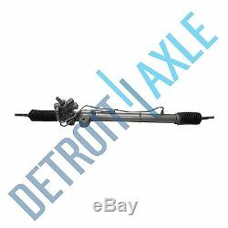 Complete Power Steering Rack and Pinion Assembly for 2008 2012 Honda Accord