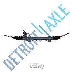Complete Power Steering Rack and Pinion Assembly for 2009-13 Toyota Tacoma 2.7L