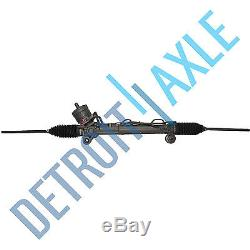 Complete Power Steering Rack and Pinion Assembly for Buick & Cadillac