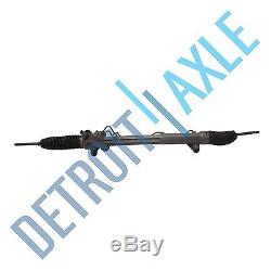 Complete Power Steering Rack and Pinion Assembly for Crown Victoria Town Car