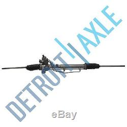 Complete Power Steering Rack and Pinion Assembly for Jetta Golf Cabrio Passat