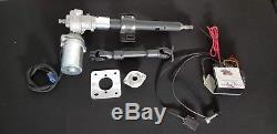 Datsun 240z 260z 280z Electric Power Steering Conversion Column Kit Rack Pinon