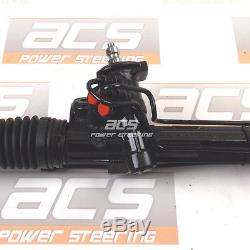 FORD FOCUS POWER STEERING RACK 1.6 16v 1998 TO 2005 GENUINE RECONDITIONED