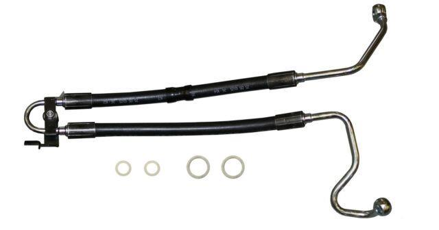 For Bmw E46 E85 E86 Pump To Rack Power Steering Pressure Line Hose Assembly Rein