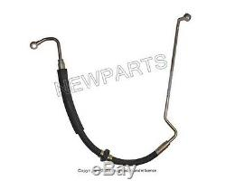 For Porsche 928 Genuine Power Steering Line Pressure Pump to Rack 92834744705