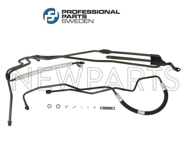 For Saab 9-5 P/s Power Steering Pressure Hose Pump To Rack Connect Line 32015402
