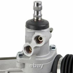 For Toyota Tacoma & 4Runner 6-Lug New Power Steering Rack & Pinion CSW