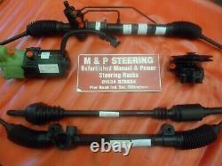 Ford Capri Power Steering Rack Refurbish Your Unit Service (1 Years Guarantee)