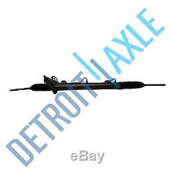 Ford F-150 Lincoln Mark LT 4x4 Complete Power Steering Rack and Pinion Assembly
