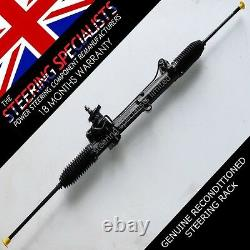 Ford Focus MK1 1998-2004 Remanufactured Power Steering Rack With Track Rod Ends