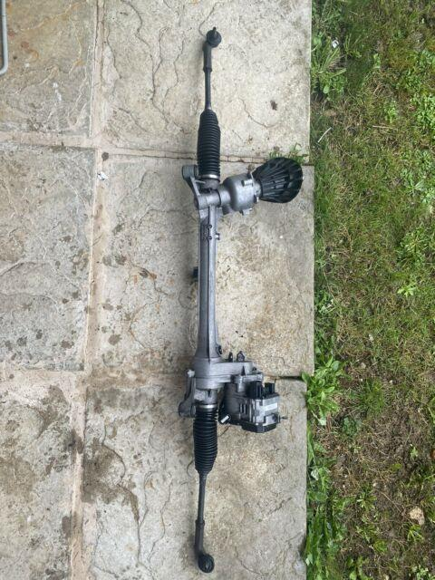 Ford Focus Mk3 Electric Power Steering Rack Angle 2011 2018 White Rack Ends