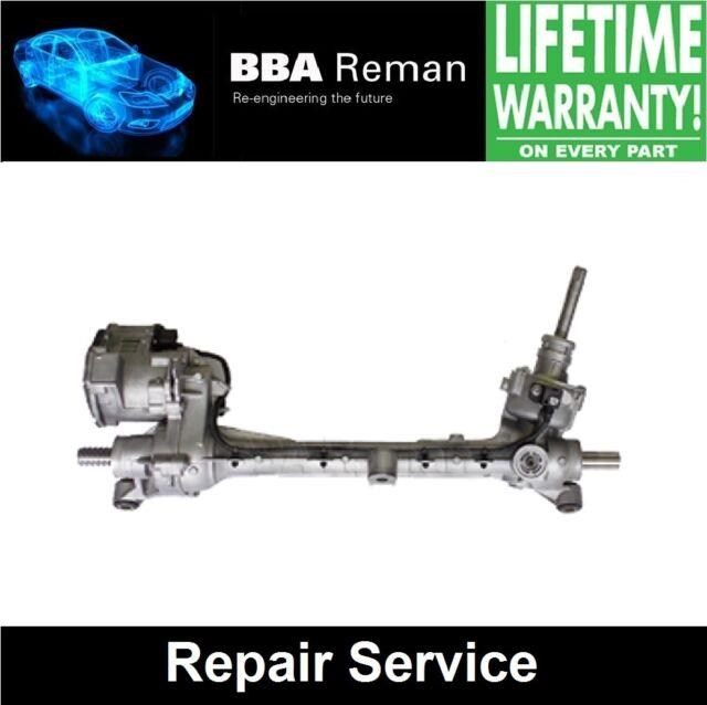 Ford Focus Power Steering Rack Repair Service With Lifetime Warranty