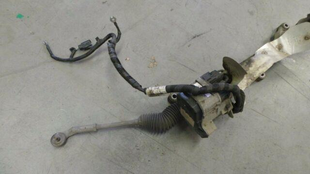 Ford Focus Mk3 Electric Power Steering Rack Angle With Ends 2011 2017 Plate