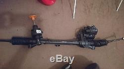 Ford focus power steering electric stering rack, 2011,2012,2013,2014,1015