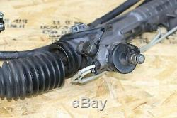 Hydraulic Power Steering Rack and Pinion Gearbox Gear Box OEM BMW E46 ZHP