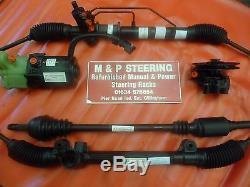Jaguar XJ6 power steering rack