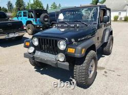 Jeep TJ Wrangler Power Steering Gear Box Rack Assembly LHD 03-06 24718