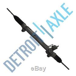 Jeep Trucks Complete Power Steering Rack and Pinion Assembly