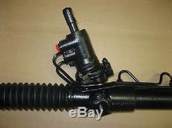 Jensen Interceptor Power Steering Rack 1966-76 4inch pinion housing
