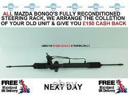 Mazda Bongo 2.0 2.5TD 2.5V6 95-06 Power Steering Rack £150 CASH BACK (NEXT DAY)