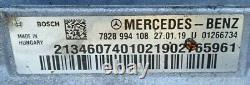 Mercedes Benz E-class W213 2019 Power Steering Rack 2134607401
