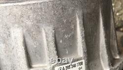 Mercedes C Class W205 Electric Power Steering Rack Rhd A20546046010 853053