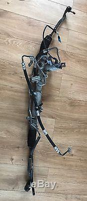 Mercedes E250 CDI W212 2012 Rhd Power Steering Rack 2124603800