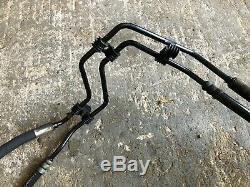 Mercedes-benz W163 Ml270 Rhd Power Steering Rack Pipes Hoses Sn1711