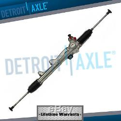 NEW Complete Power Steering Rack and Pinion Assembly for 1984-87 Chevy Corvette