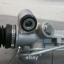 NEW Mustang II 2 Power Steering Rack & Pinion IFS Street Rod w Bushings Classic