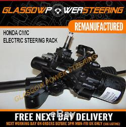 Power Steering Honda CIVIC Electric Steering Rack
