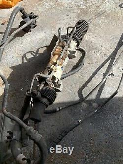 Peugeot 205 Gti Power Steering Pump Rack And Pipework