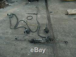 Peugeot 205 Power Steering Rack Complete Setup