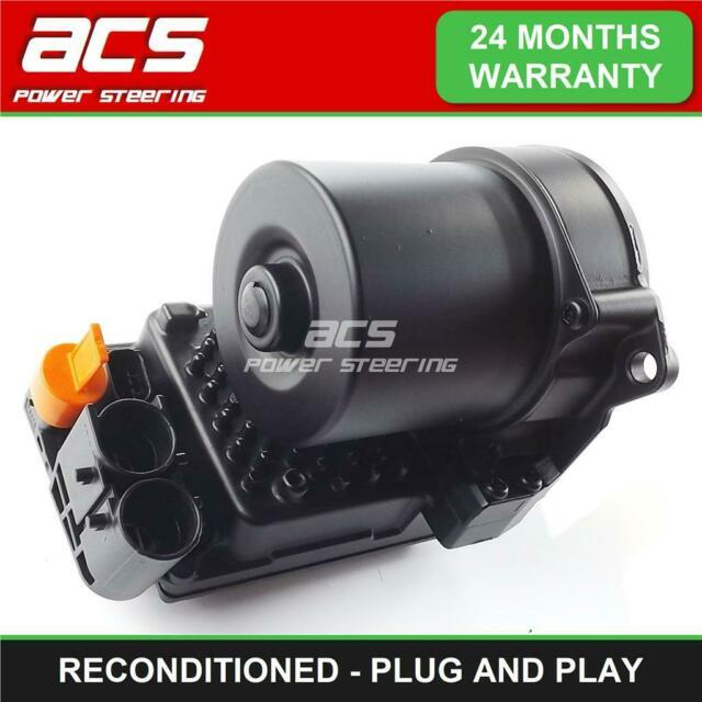 Peugeot 207 Electric Power Steering Rack Motor / Ecu 2010 To 2015 -reconditioned