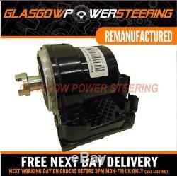 Peugeot 207 Power Steering Rack Motor/ecu 2010 To 2015