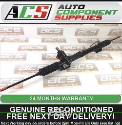 Peugeot Expert Power Steering Rack 2007 To 2015 Genuine Reconditioned