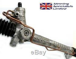 Porsche 911 993 1993997 Power Steering Rack Repair / Remanufacturing Service