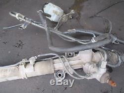 Power Steering Rack. 2007 Toyota Landcruiser Amazon 4.7 V8 Genuine Toyota